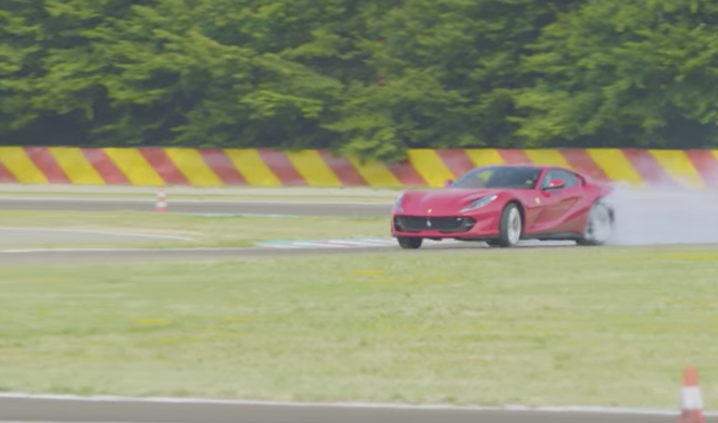 Ferrari 812 Superfast - Chris Harris