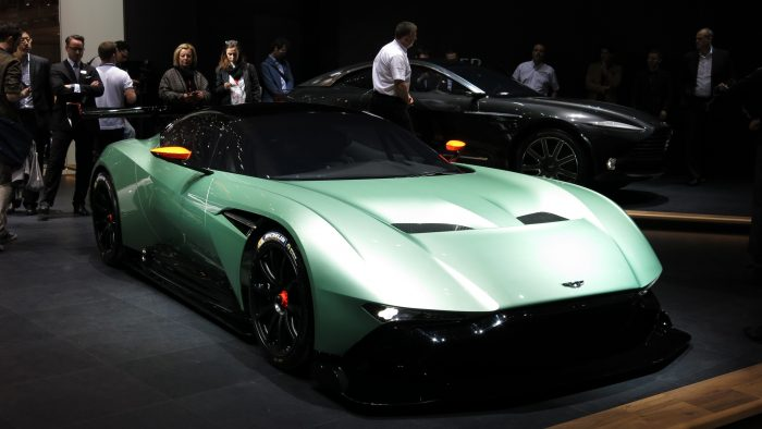 4k HD Aston Martin Vulcan Wallpaper