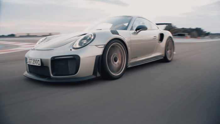 2018 Porsche 911 GT2 RS - Official Video