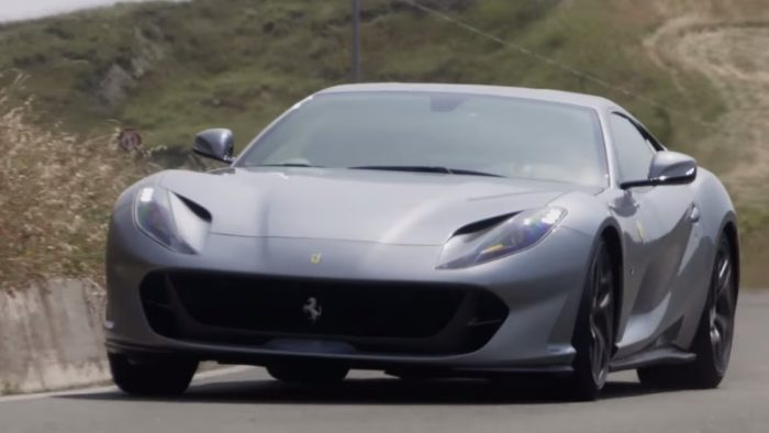 Ferrari 812 Superfast Review by DRIVETRIBE