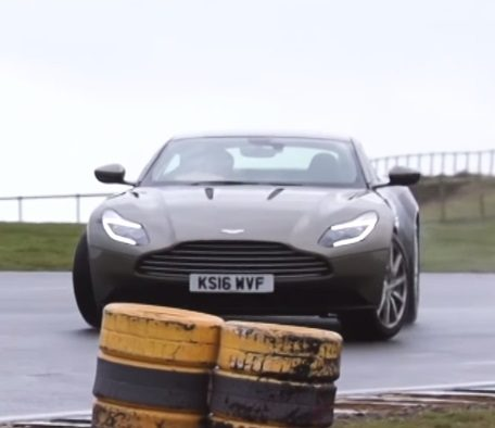 Chris Harris Reviews the Aston Martin DB11
