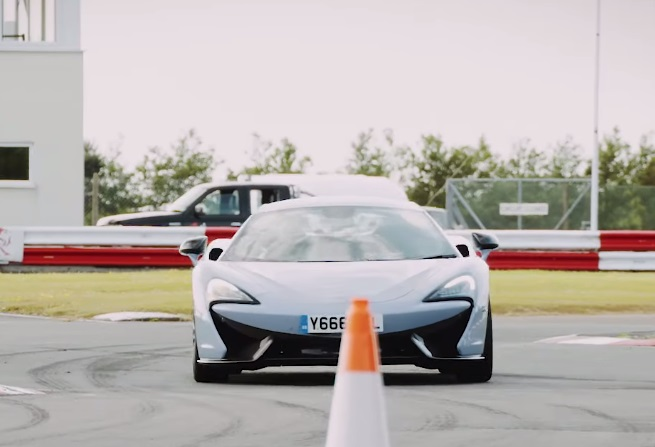 McLaren 570S Track Pack Review