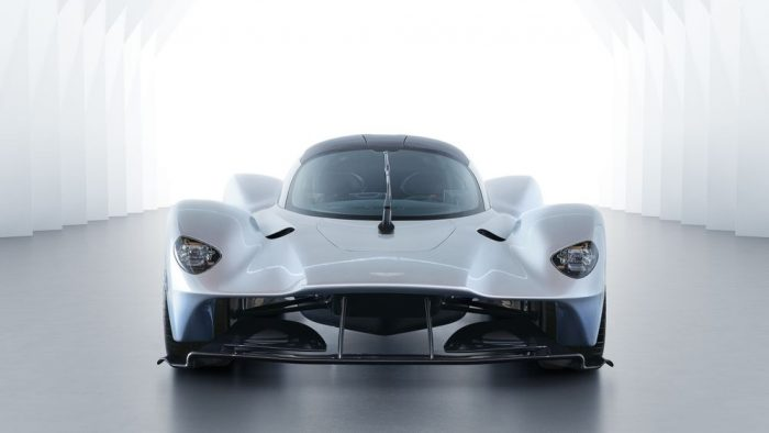 Aston Martin Valkyrie Hypercar Specs Revealed In Near Production Form