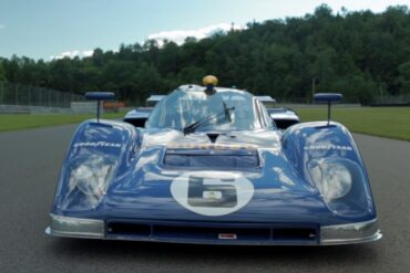 Meet the Historic Ferrari 512 M That Changed the Racing World