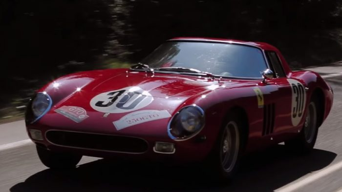 This Ferrari 250 GTO Speaks For Itself