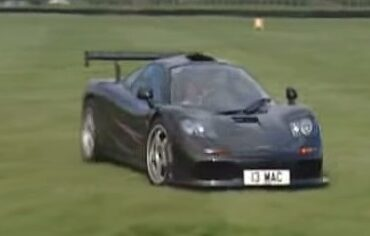 How the McLaren F1 Came to be the World's Best Supercar?