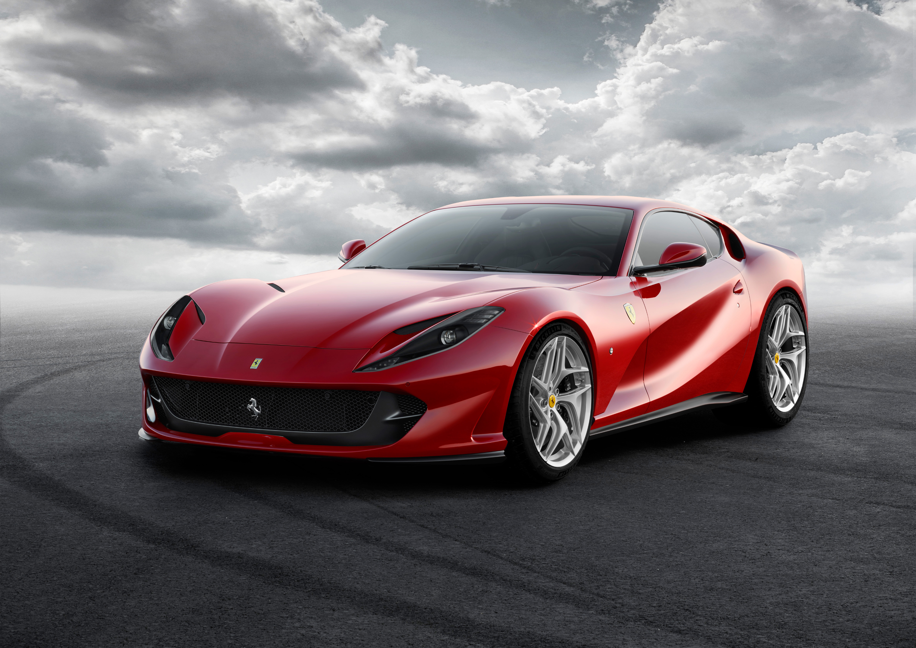 Ferrari 812 Superfast 4k Wallpaper