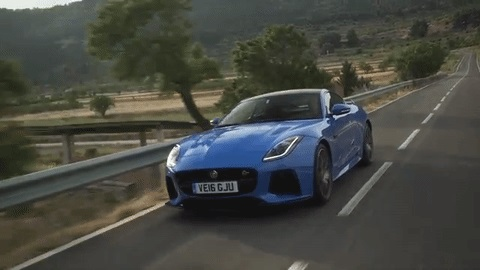Jaguar F-Type SVR - Review