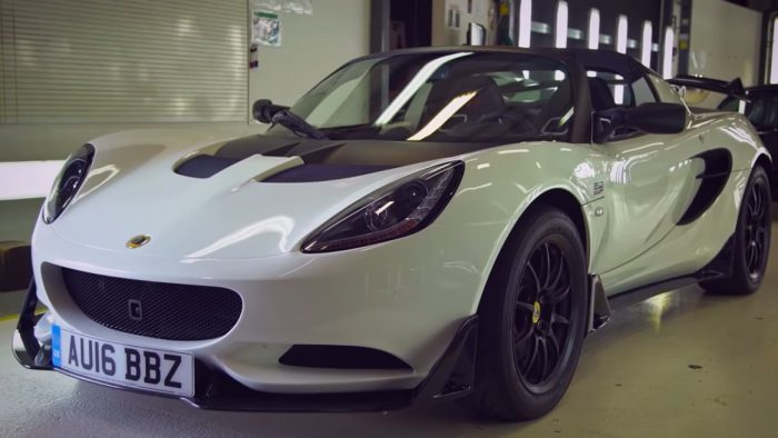 Lotus Elise Cup 250 - Review