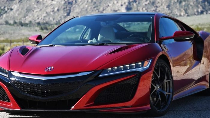 New 2017 Honda NSX - Review