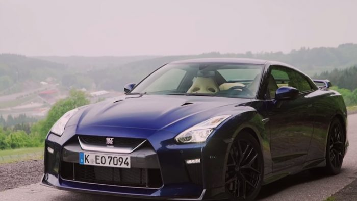 New Nissan GT-R - First Impressions