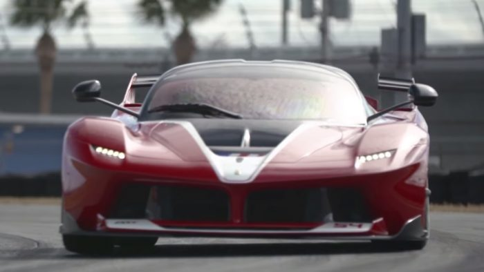 LaFerrariFXX K Review by Chris Harris