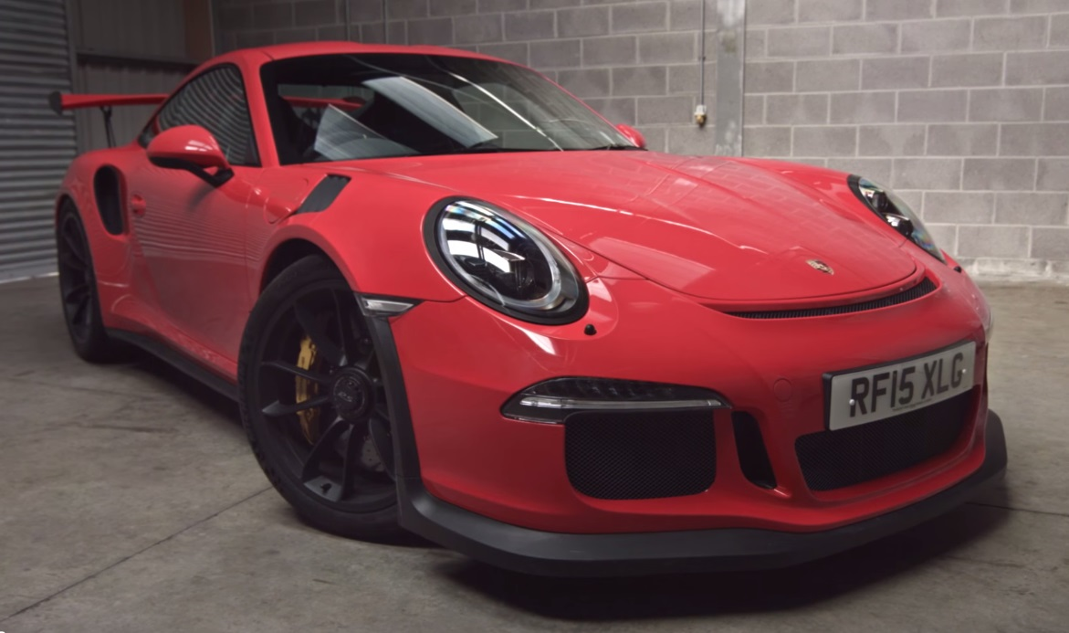 Porsche 911 GT3 RS Test Drive and In-Depth Review