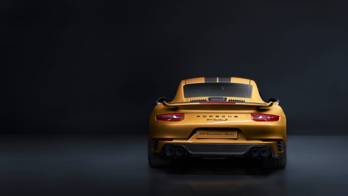 Porsche 911 Turbo S Exclusive Series 4k Wallpaper