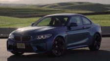 This BMW M2 is Showing Off at the Thunderhill Raceway Park