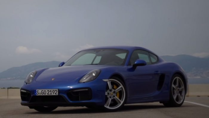 Porsche Cayman GTS - Review and Test Drive