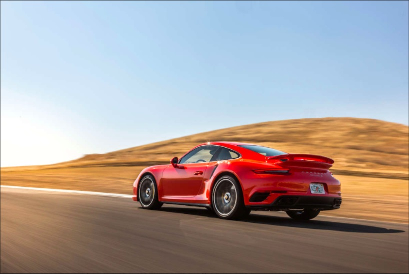 The Top 10 Fastest Cars of 2017 - 2017 Porsche 911 Turbo S