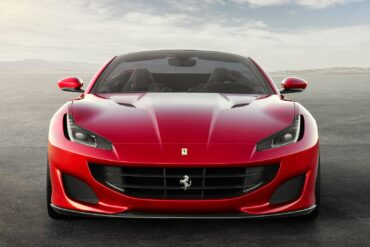 Ferrari Portofino HD Wallpaper