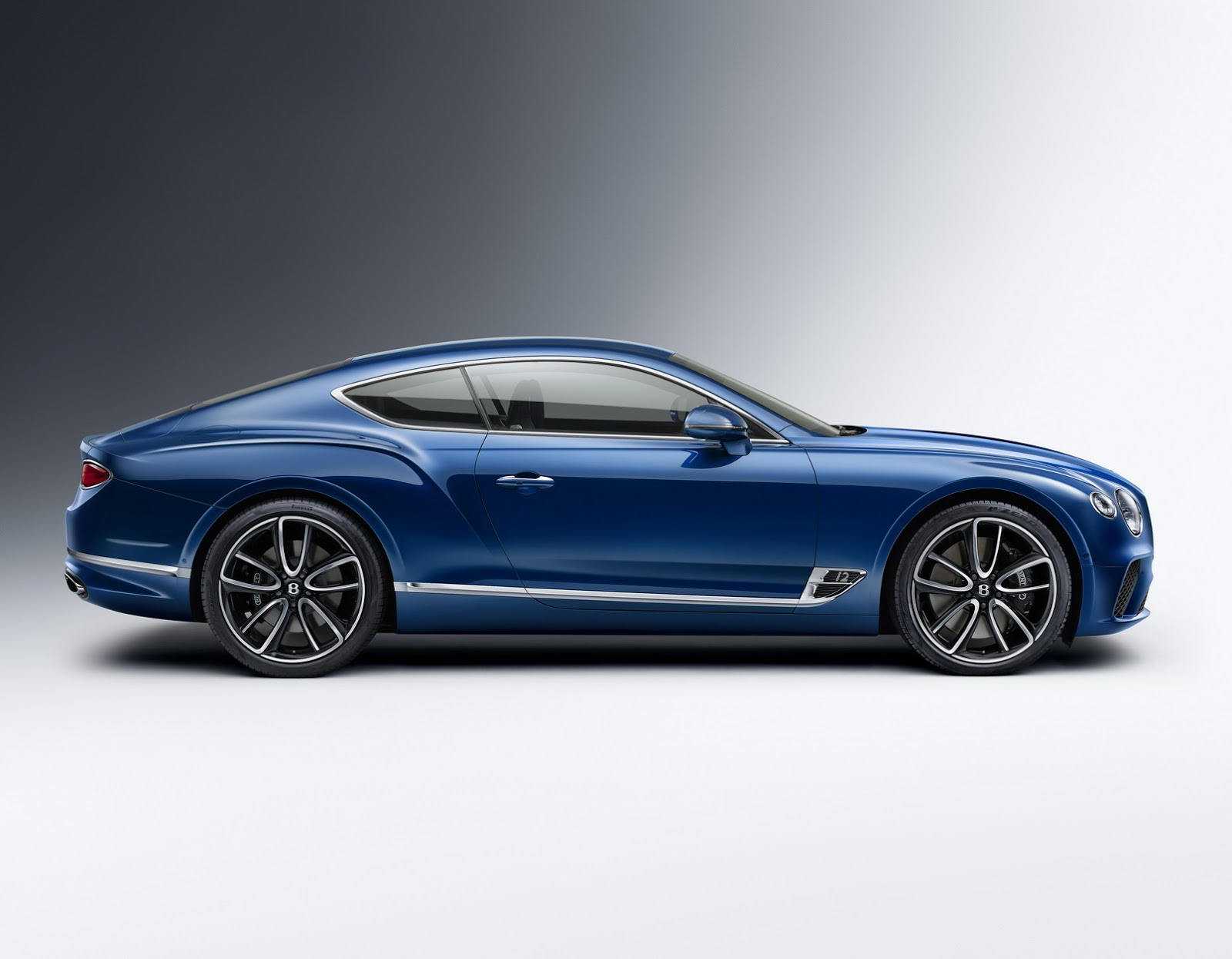 "The ""King of Luxury Cars"" is Here The New Bentley Continental GT"