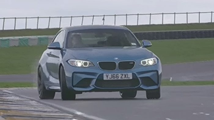 BMW M2 Fast Lap Shootout at Anglesey