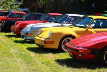 Air Cooled Porsche Event and Max Hoffman Tribute
