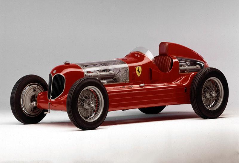 Alfa Romeo Bimotori Scuderia Ferrari