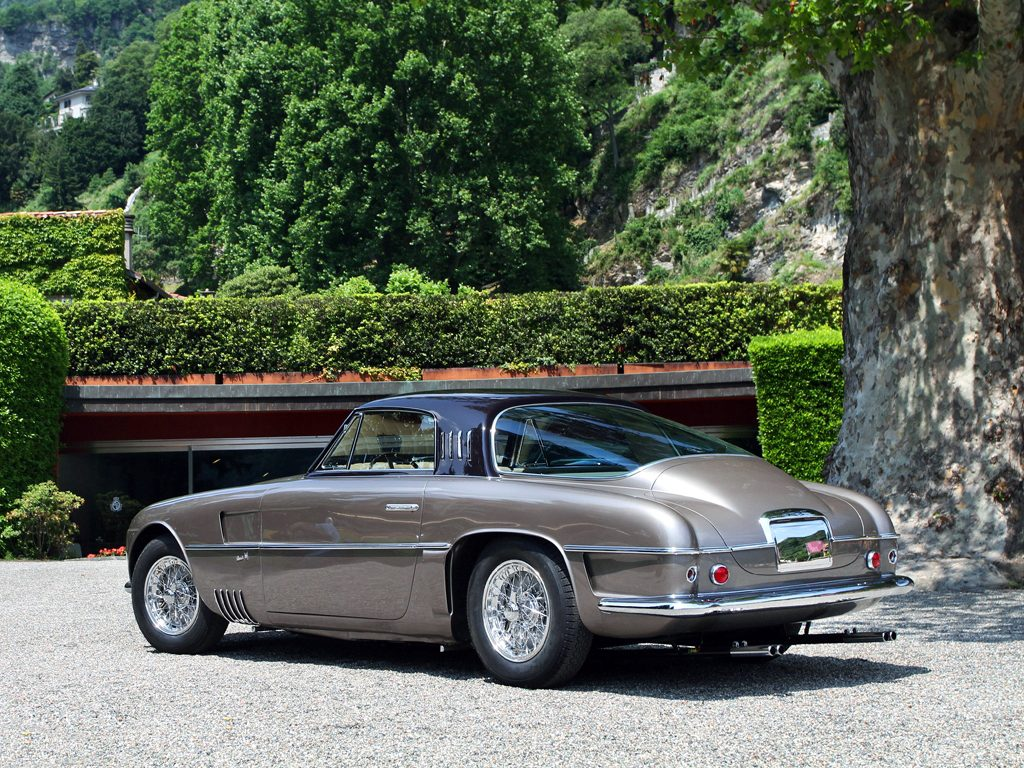 250 Europa Coupe by Vignale
