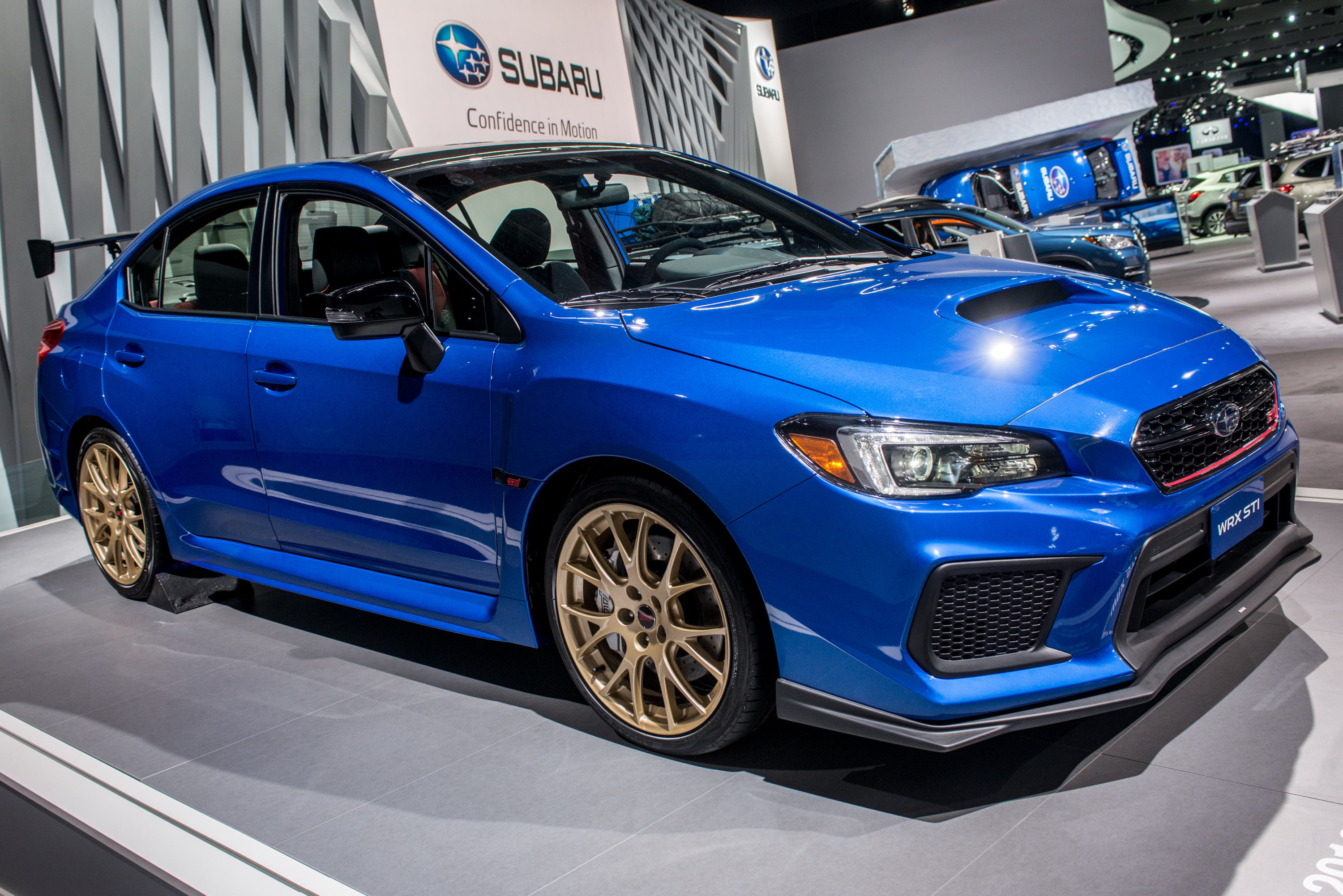 Mega Gallery 2018 North American International Auto Show