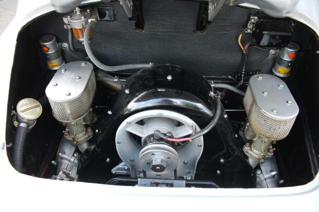 Carrera 1.5L engine