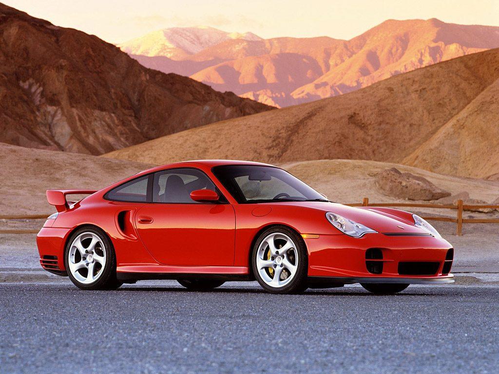 Type 996 911 GT2
