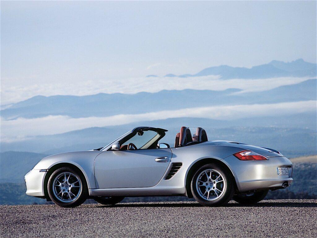 987 Porsche Boxter