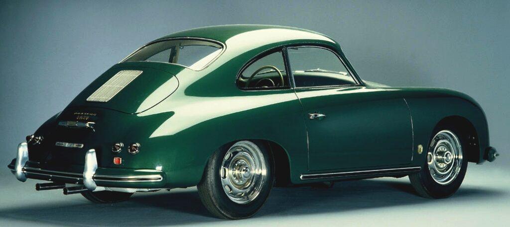 The Porsche 356 A