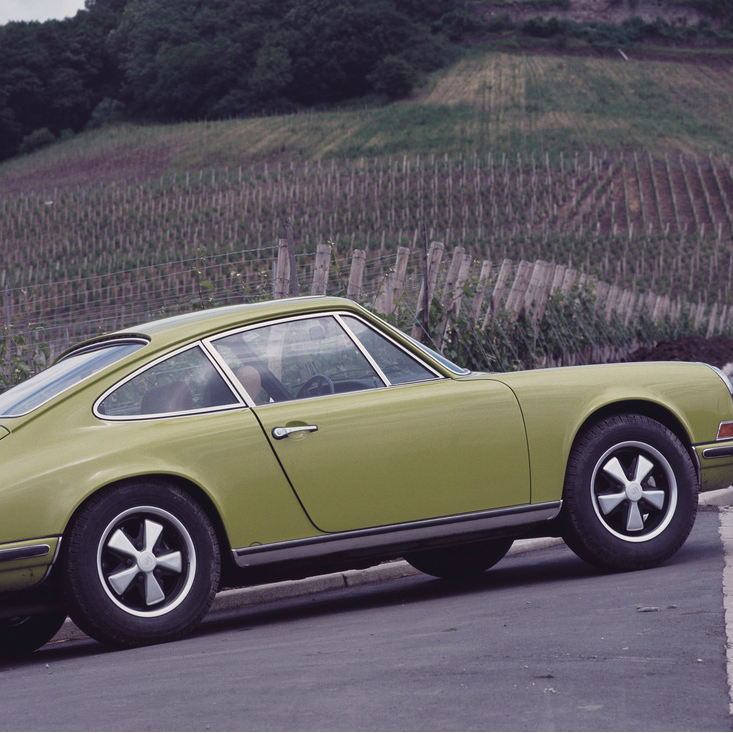 2.2-litre C and D series Porsche