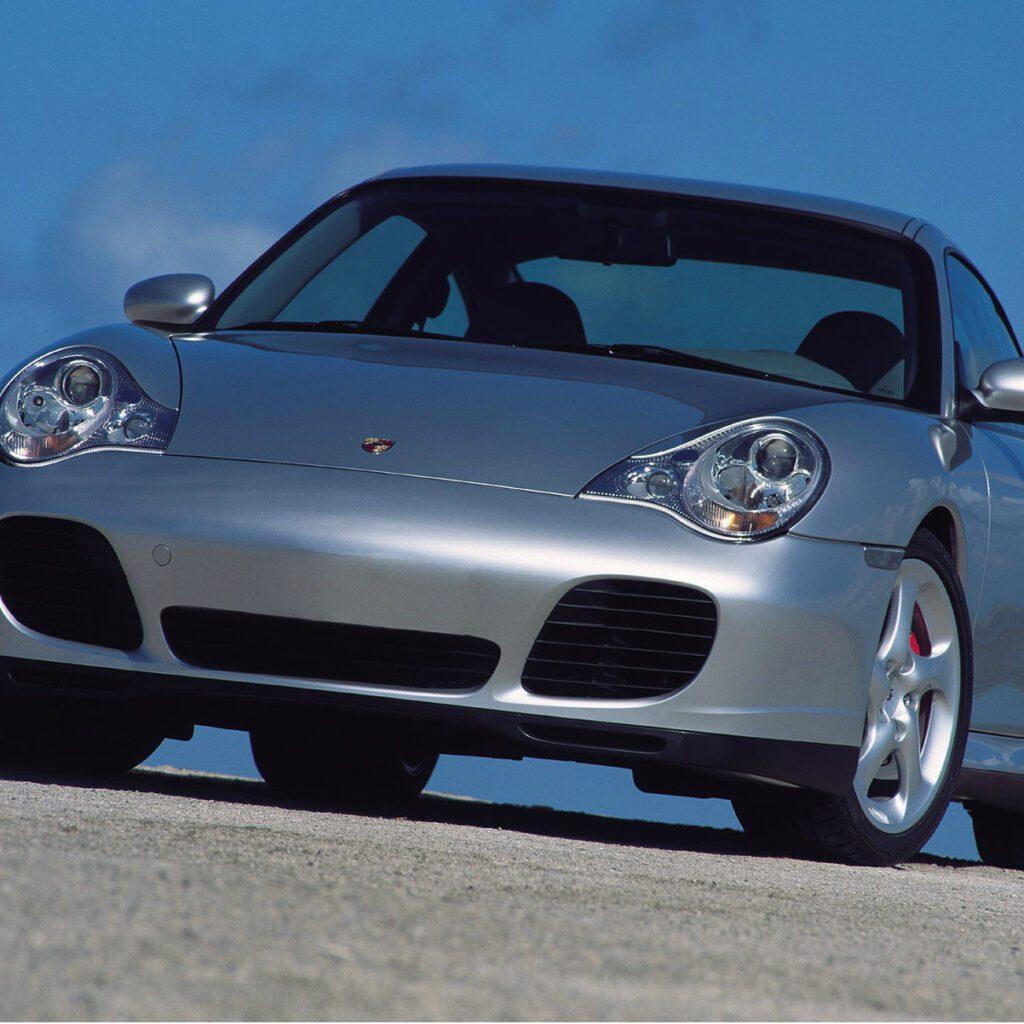 996.2 911 Porsche