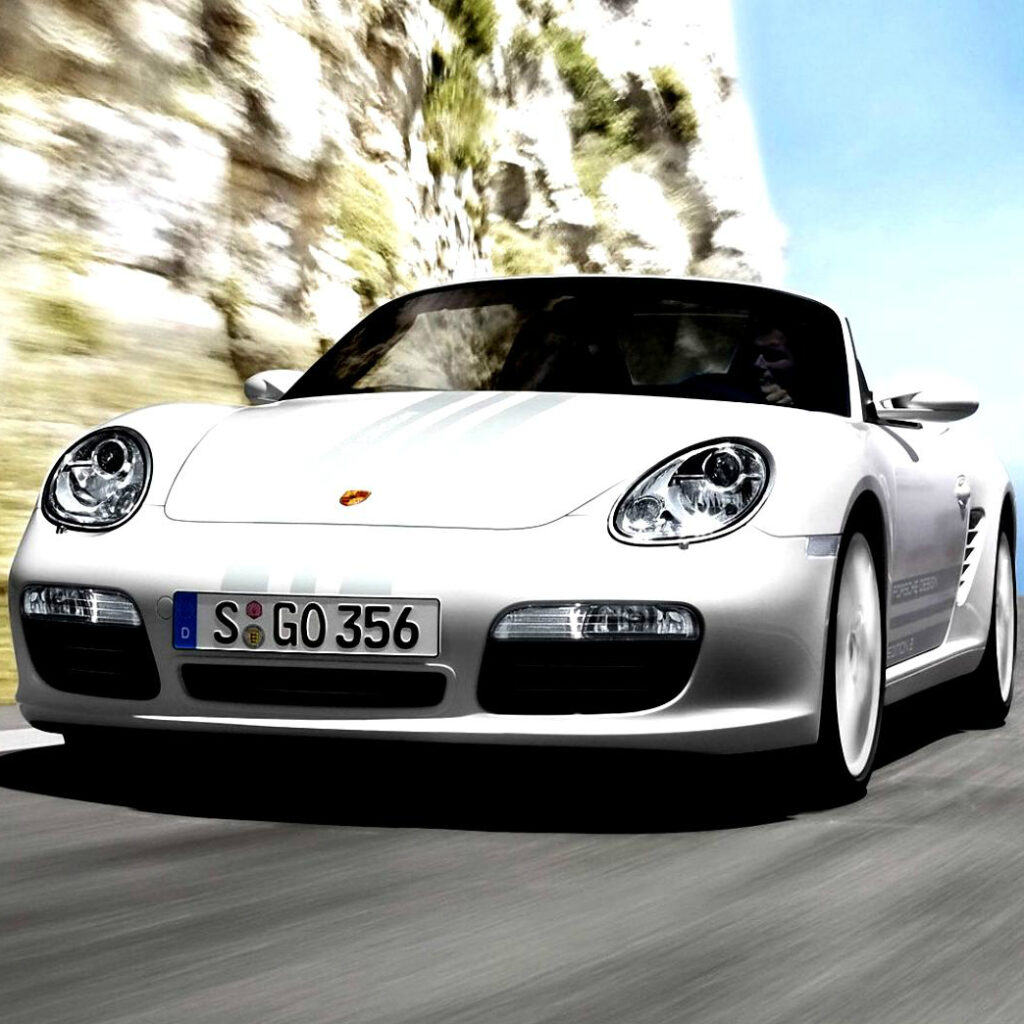 Boxster Cayman 987