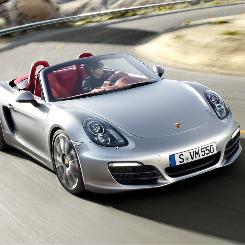 Boxster Cayman 981