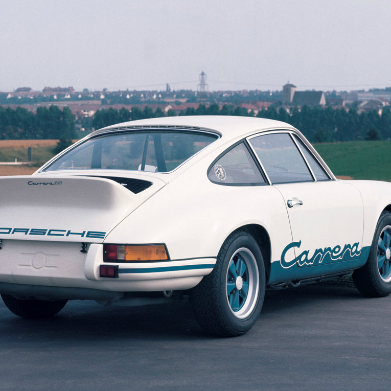 Carrera RS (1973 and 1974)