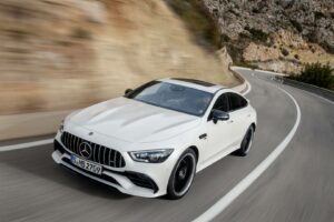 AMG GT 53 Front