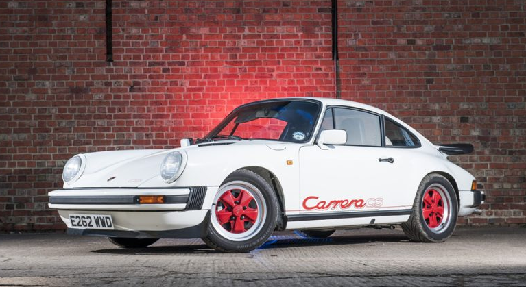 911 Carrera 3.2 Clubsport