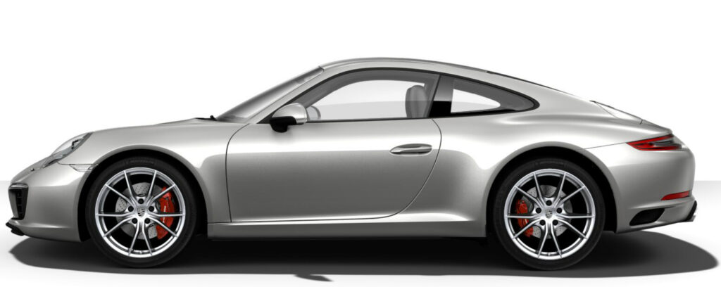 Carrera S Side