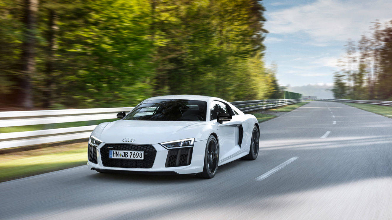 2018 Audi R8 Rws Limited Edition And Rear Wheel Drive