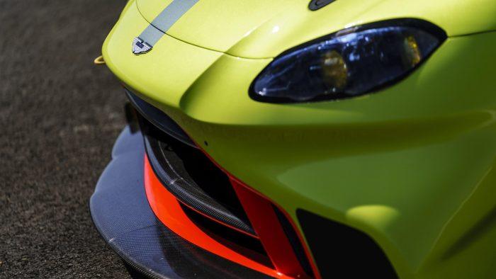 6- GTE Aston Martin Racing Vantage
