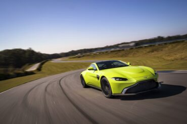 Aston Martin V8 Vantage Featured image