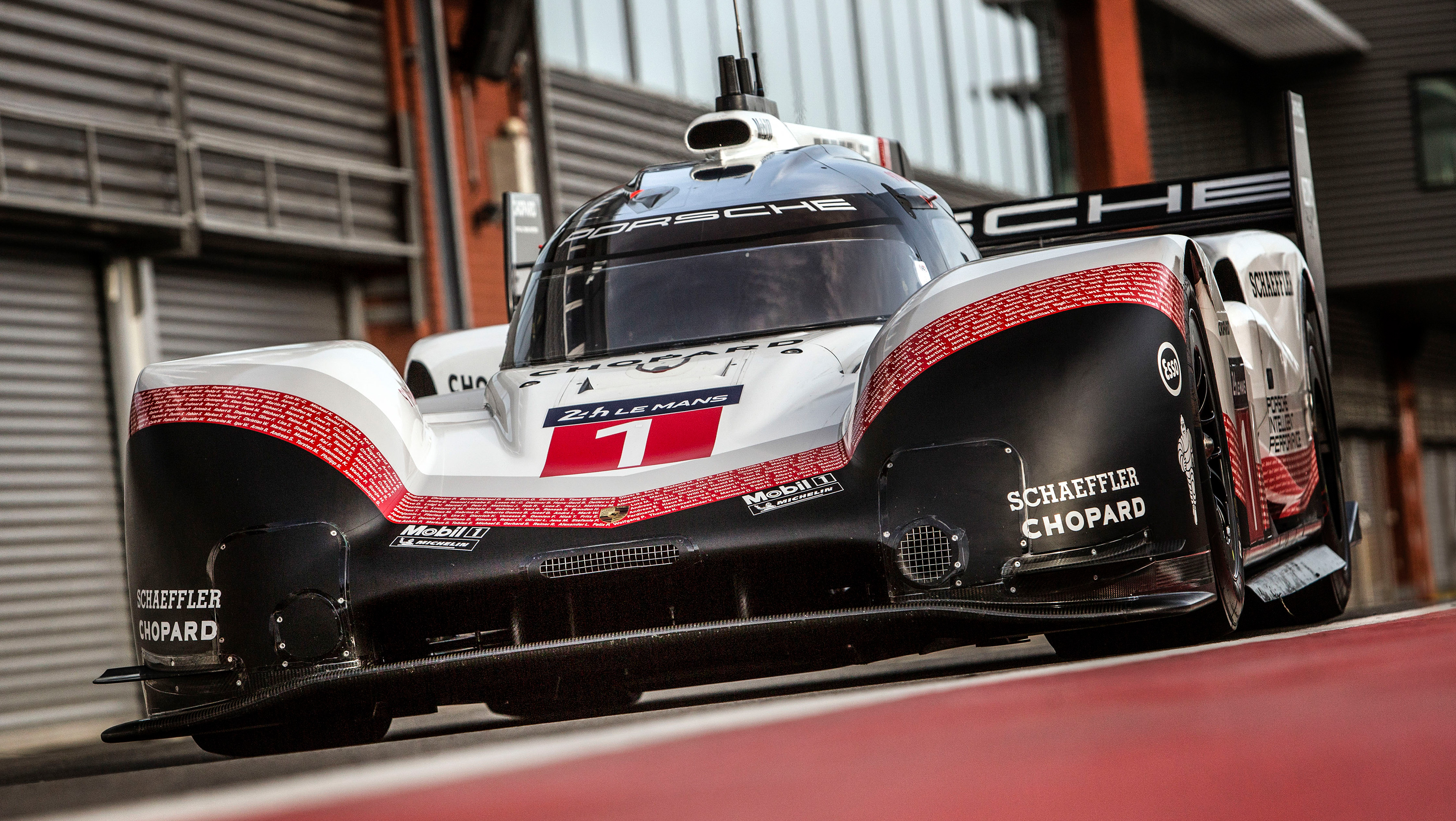 Porsche 919 Hybrid Evo Going Faster Than A Formula 1 Car
