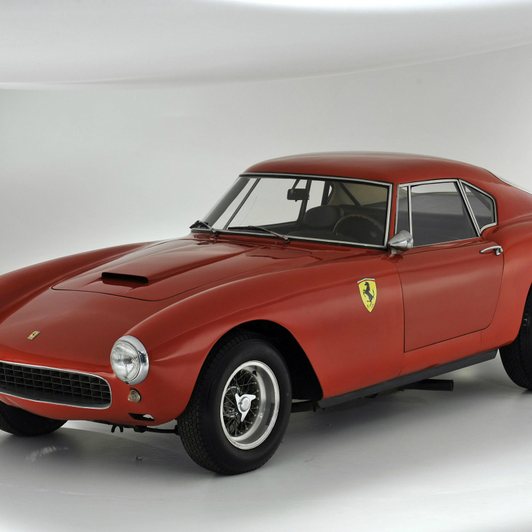 Ferrari 250 GT Berlinetta Interim