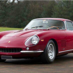 Ferrari 275 GTB4 1966