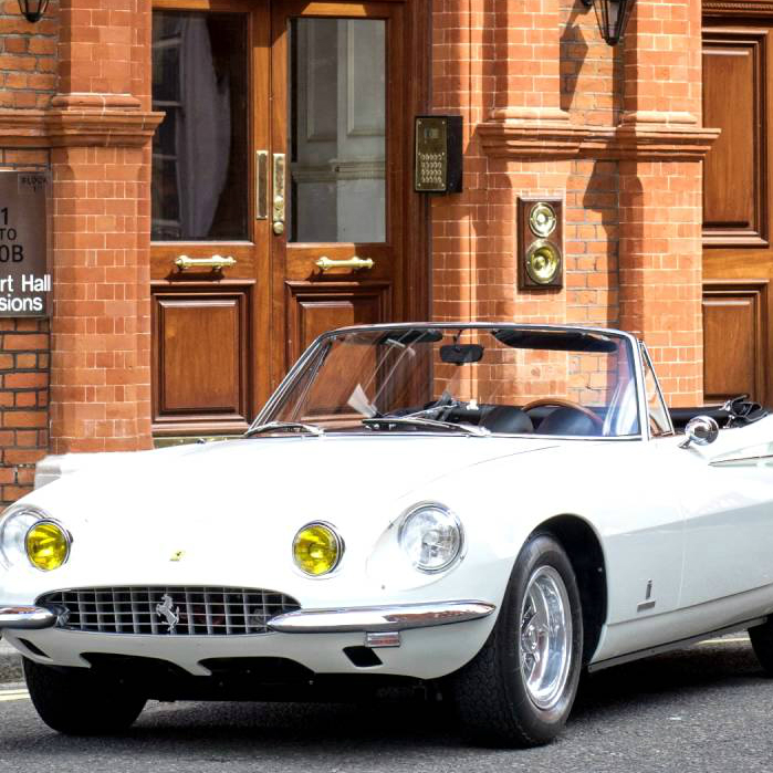 Ferrari 365 California 1966