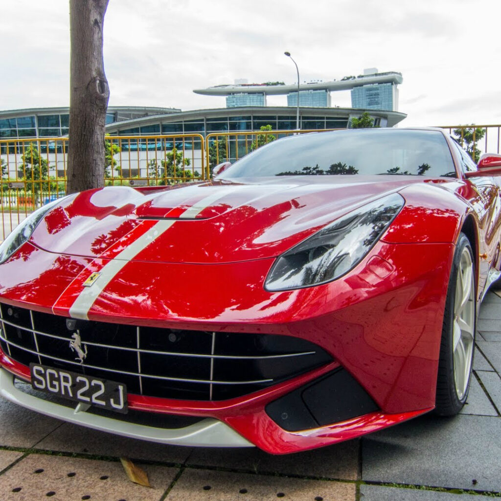 Ferrari F12berlinetta SG50 Edition