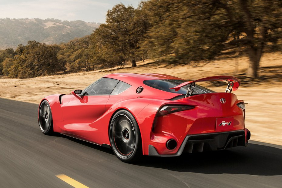 """Toyota Ft1 Specs >> """"Is That a Supra?!"""" Yes, It Is! New Supra In Production 