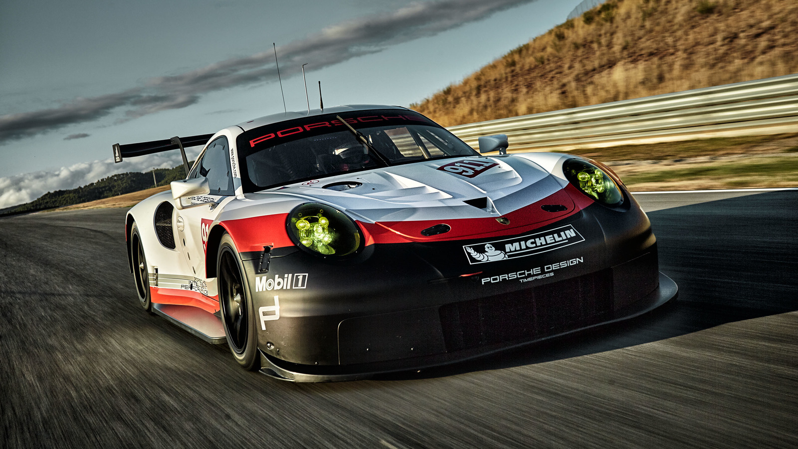 2018 Porsche 911 Rsr Porsche S Mid Engined 911 Race